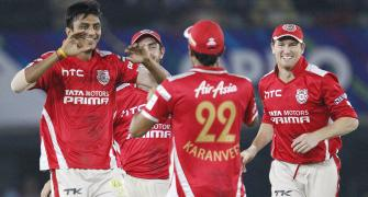 CLT20: Kings XI Punjab thrash Northern Knights, enter semi-finals