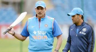 BCCI AGM on Nov 20; Shastri retained till 2015 World Cup