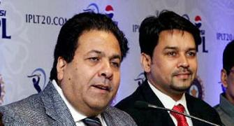 Shukla rules out shifting IPL matches out of Maharashtra