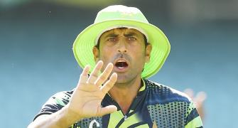 Pakistan appoint Younis as batting coach for Eng tour