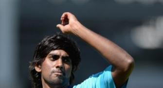 Sri Lanka's pace spearhead ruled out of India series