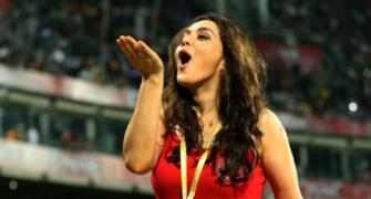 Preity suggests lie detector tests for cricketers to prevent fixing in IPL