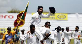 India need something special to spoil Sanga's farewell