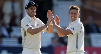 New Zealand rest Boult, Southee for ODIs; Nicholls gets call-up