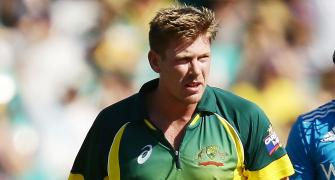 James Faulkner to miss start of World Cup
