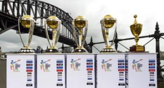 ICC World Cup 2015: Groups