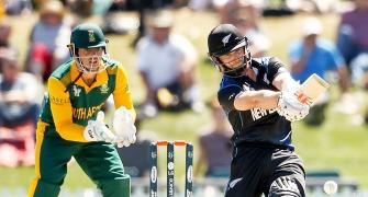 World Cup warm-up: NZ score comfortable win over South Africa
