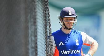 Morgan wants to use Ireland games as practice for WT20