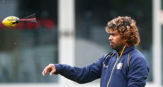 Malinga likely to play next two matches for MI