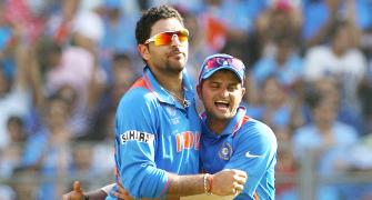 Yuvraj, Raina failed 'Yo-Yo' endurance test at the NCA