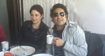 When Tendulkar's first Chinese food experience was soured by friends!