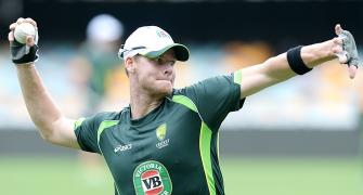 Smith withdrawn from SL tour; Warner to captain