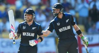 PHOTOS: McCullum, Southee sizzle as New Zealand embarrass England