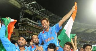World Cup blog: In Tendulkar's Shadow