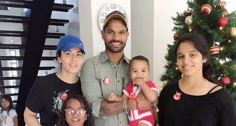 The Shikhar Dhawan interview: Opener keeps vow made to wife