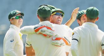 We've played India totally out of the series: Haddin