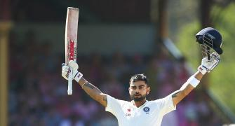 PHOTOS, Day 3: Kohli, Rahul strike tons as Australia spill catches