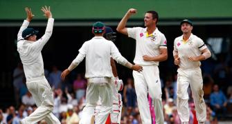 Vijay's half-century leads India's resistance on Day 5