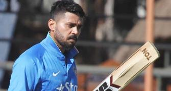 Nothing wrong with my batting, just some shot selection issues: Vijay