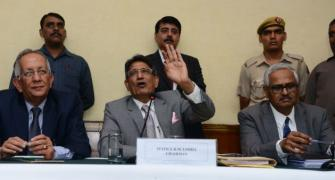 Justice R M Lodha: Law is in his DNA