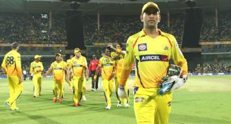 CSK franchise boss not worried about Dhoni's future