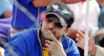 I have washed my hands off cricket in India: Kundra
