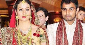 Double celebration! It is a baby girl for Mohammed Shami