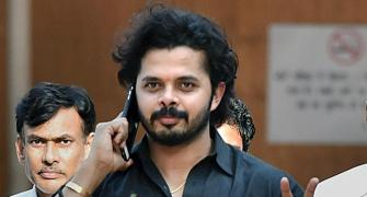Sreesanth ban issue will be taken up at CoA meeting: Vinod Rai