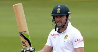 South Africa to play four Tests in India; de Villiers set for 100th!
