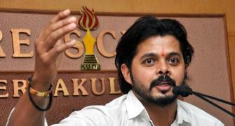 Confessed to fixing as police threatened to implicate family: Sreesanth