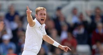 Broad 'considered retirement' after Southampton snub