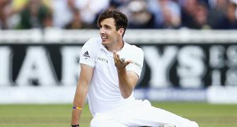 Ashes Updates: England's Finn ruled out with knee injury