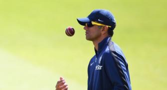 Dravid asked to depose before ethics officer in Sept