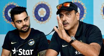 'The boys are responding to Shastri's mentorship'