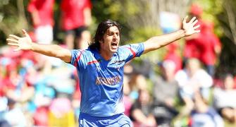 World Cup Blog: Afghan superhero called Shapoor Zadran