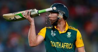 Yet another milestone for De Villiers... enters WC top-10 scorers' list