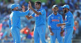 'India has got a good chance because they are playing in Sydney'