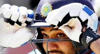 Rohit, Pujara face Ashwin first time under lights