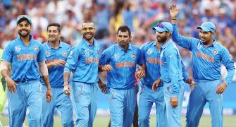The Rediff World Cup Chat: Prem Panicker on the semis