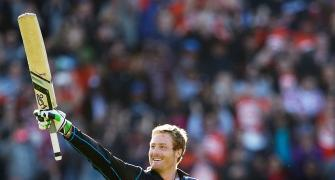 Check out how Guptill surpassed Gayle to hit highest World Cup score