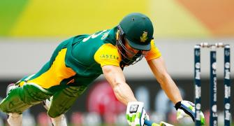 World Cup: Can South Africa beat the rain?
