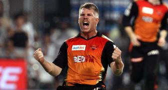IPL 10: Inspirational Warner leads MVP rankings