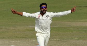 Jadeja feared being labelled 'domestic cricket performer'