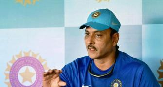 World T20 to be Shastri's last assignment as team director?