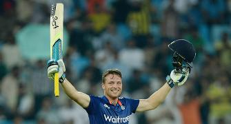 Dubai ODI: Dazzling Buttler, Roy lead England to series win