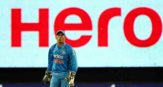 Is Dhoni the 'finisher' finished?