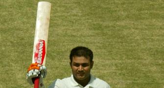 On this day: Sehwag becomes 'Sultan of Multan'