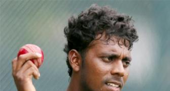 Sri Lanka spinner Kaushal reported for illegal action during 3rd India Test