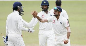 'India's Test series win against Sri Lanka was a united effort'