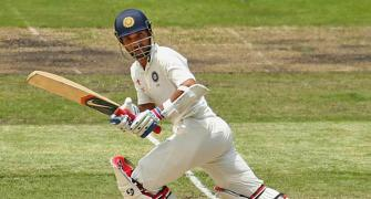 'Rahane is one innings away from regaining form'